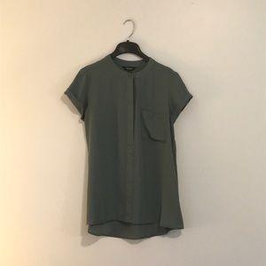 Simply Vera Vera Wang blouse, M
